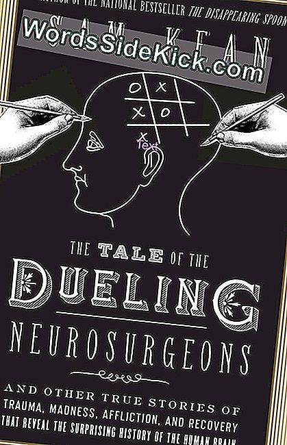 'The Tale Of The Dueling Neurosurgeons' (Vs 2014): Boekfragment - #2