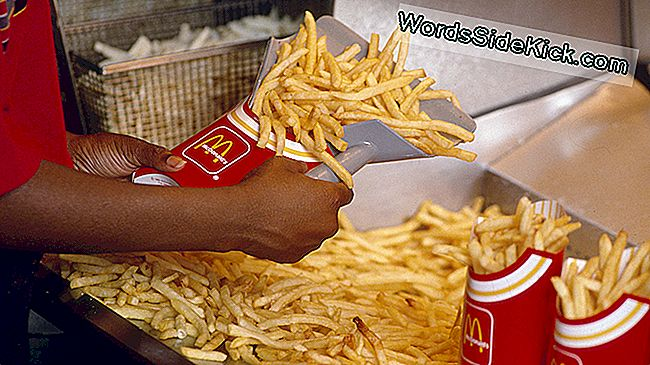 McDonald's French Fry Oil Anti-Frothing Agent kan kaalheid genezen