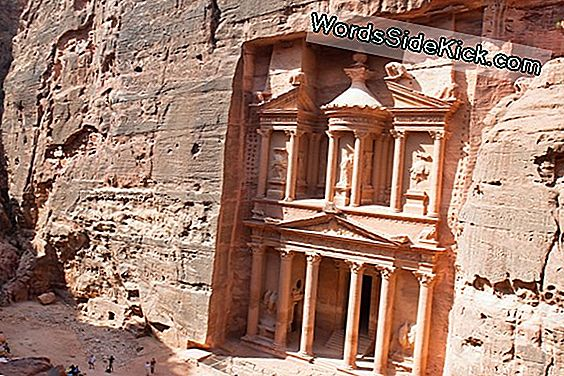 Petra: Ancient City Of Rock