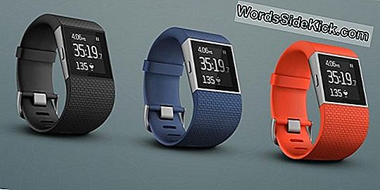 Fitbit Surge: Fitness Tracker Review