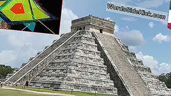 Nesting Doll Pyramid: Ancient Mayan Structure Found Inside Chichen Itza
