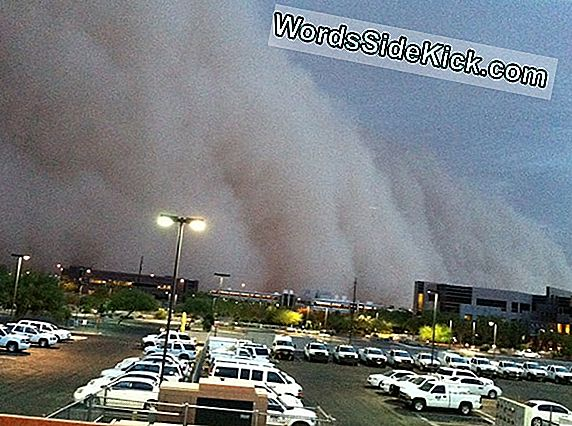 Haboob Hubbub: The Science Of The Monster Phoenix Dust Storm
