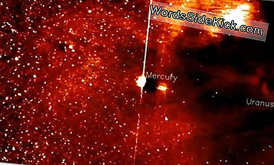 Mysterious Planet-Size Object Spotted Near Mercury