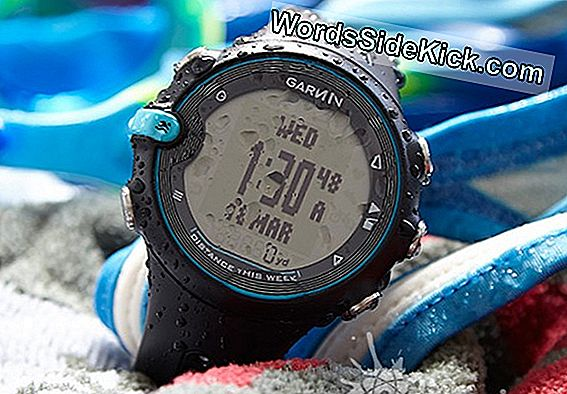 Garmin Swim Review: Swim-Tracker Watch