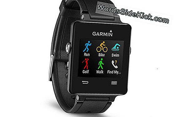 Garmin Vivoactive: Gps Watch Review