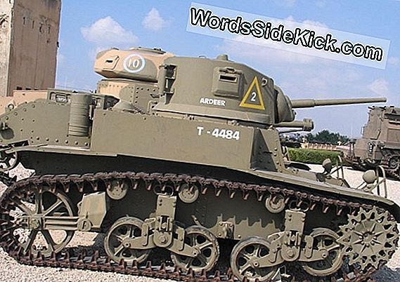 M-3 Stuart (Honey) / M-5 Leichter Panzer