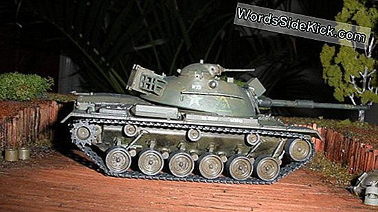 M-48 General George S. Patton Mittlerer Panzer