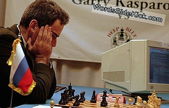 Deep Blue Vs. Garry Kasparov: 20Ste Verjaardag Van Epic Chess Match