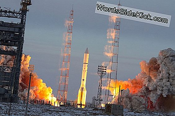 The Secret Backstory Behind Kazakhstan'S Rocket Launch Site