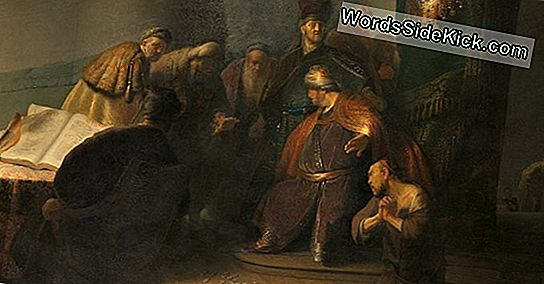 Secret Painting In Rembrandt Masterpiece Coming In View