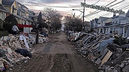 Was Superstorm Sandy Costlier Dan Orkaan Katrina?