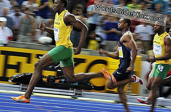Olympic Speed: Why Record-Breaker Usain Bolt Is Zo Snel