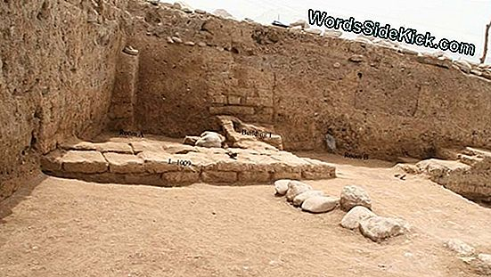 Ancient Kingdom Discovered Bene Mound In Irak