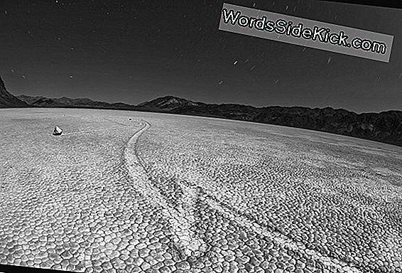 Death Valley Mystery: What Makes Rocks Wander