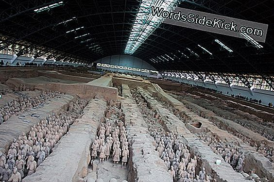Geheimen Van De Chinese Terra-Cotta Warrior Weapons Revealed