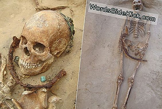 Mystery Of 'Vampire' Burials Solved