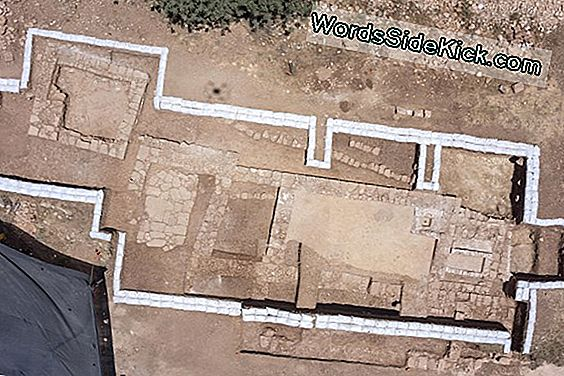 Ancient Church Uncovered During Highway Project In Israël