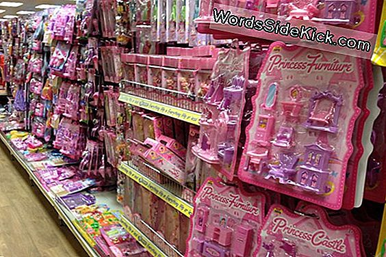 The Toy Thing: It Was Never About Pink Of Blue (Op-Ed)