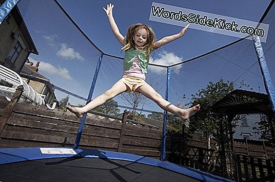 A Bad Bounce: More Kids Getting Injured Using Trampolines