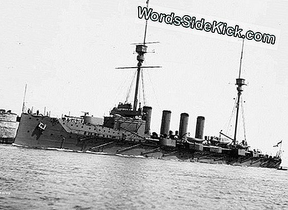 'Last Shipwreck' From Wwi'S Battle Of Jutland Found Near Norway