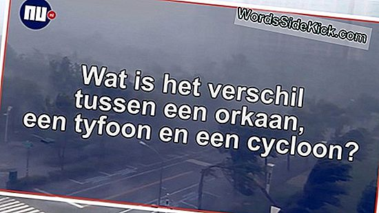 Orkaan Matthew: Waar Is Deze Massale Stormrubriek?