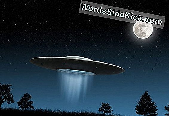 The Real 'X-Files'? Cia Onthult Raarste Ufo-Verhalen