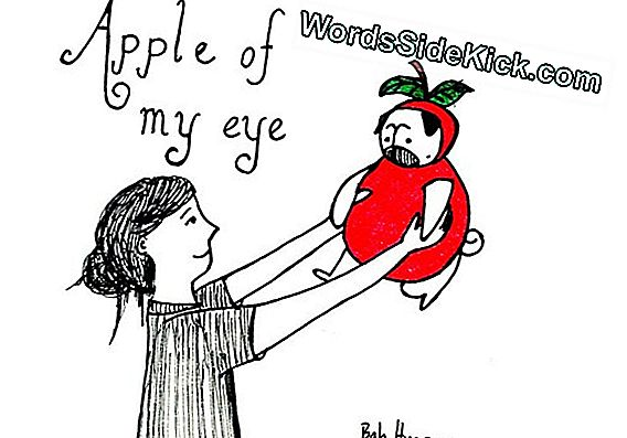 Apple Of My Eye: Handheld-Apparaat Vertelt Je Wanneer Fruit Rijp Is