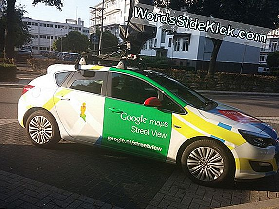 Google Self-Driving Car Bij Fault For Bus Crash