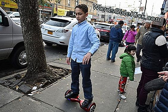 Waarom De 'Hoverboard'-Scooter So Fly Is