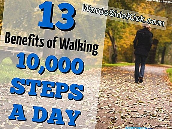 The Truth About '10, 000 Steps 'A Day