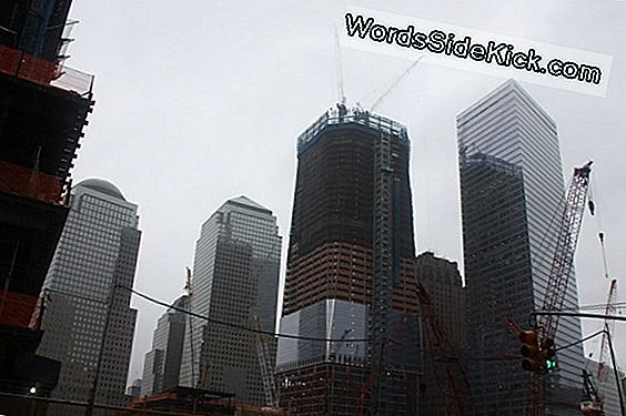 World Trade Center: Ground Zero Op 11 September 2001
