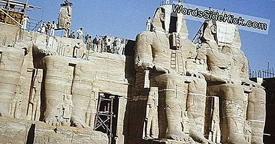 Abu Simbel: The Temples That Moved