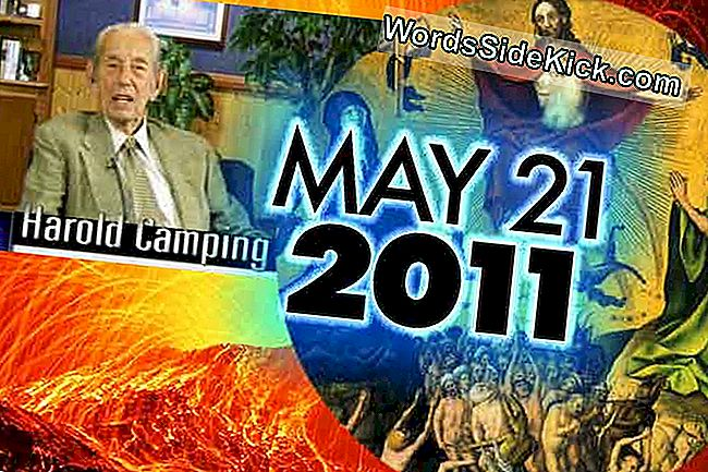 Mark Your Calendars: End Of World Coming 21 Października, Camping Says