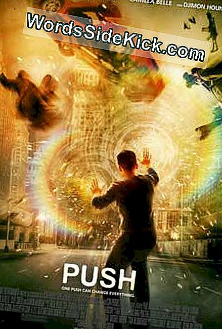 Movie Om Dubious Psychic Powers Te 'Pushen'