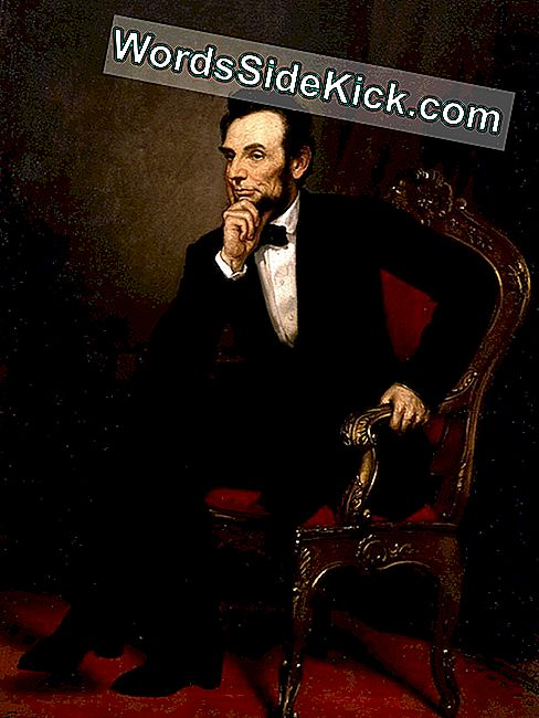 Aabraham Lincoln: 16. President