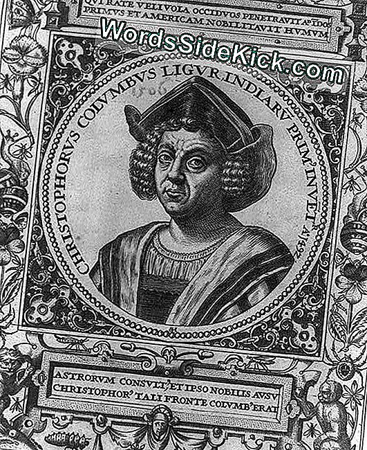 Christopher Columbus: A Brief Biography
