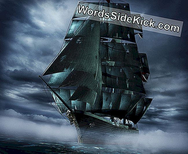 Griezelig! 6 Haunting Tales Of Ghost Ships