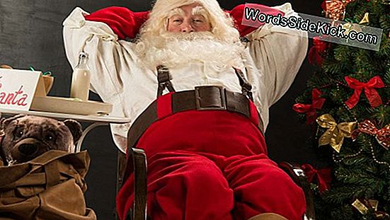Santa'S Checkup: Moeten We Fret Over St. Nick'S Health?