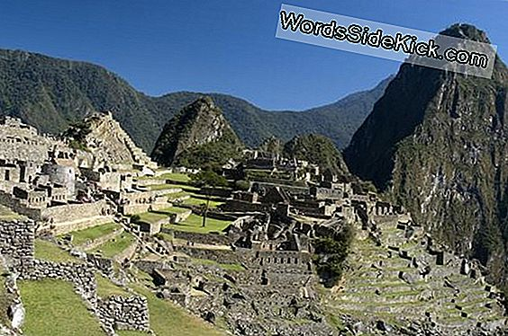 Lofty Ruins: The Lost City Of The Incas