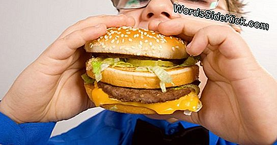Junk Food, Tv-Watching Forbundet Blandt Teenagere