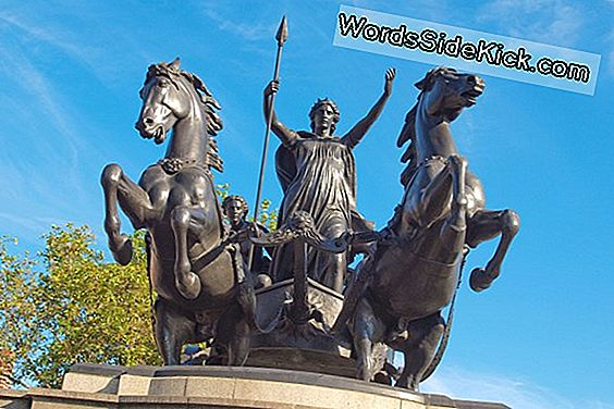 Boudicca: Warrior Queen Of The Iceni