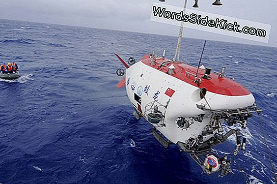 Kina Breaks Deep Sea Diving Record