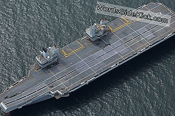 Us Navy'S New Aircraft Carriers Vil Være Massive