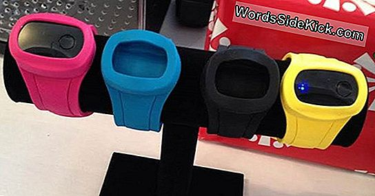 Fitness Trackers For Kids Hit Market