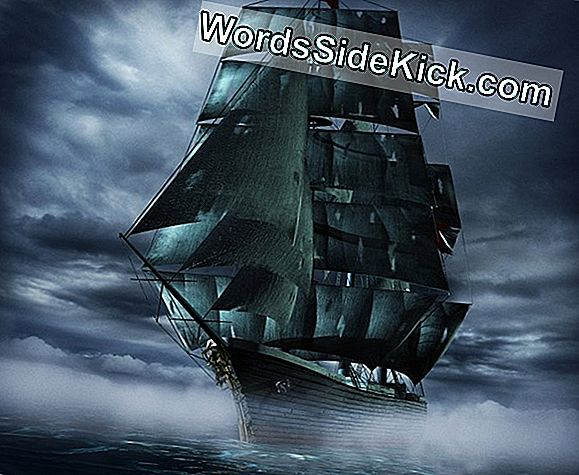 Uhyggelige! 6 Haunting Tales Of Ghost Ships