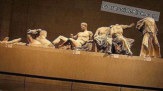 Elgin Marbles & Parthenon