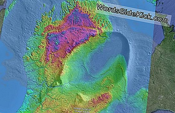 Crater Hunters Find New Clues To Ancient Impact Storm