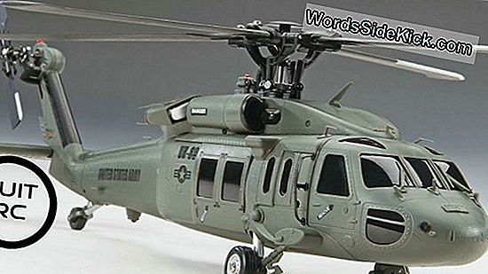 Us Army Testing Pilotless Black Hawk Helikopter