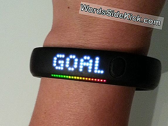 Nike Fuelband: Fitness Tracker Review