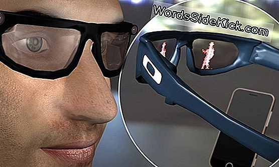 High-Tech 'Smart' Cane Hjælper Blind People Recognize Faces